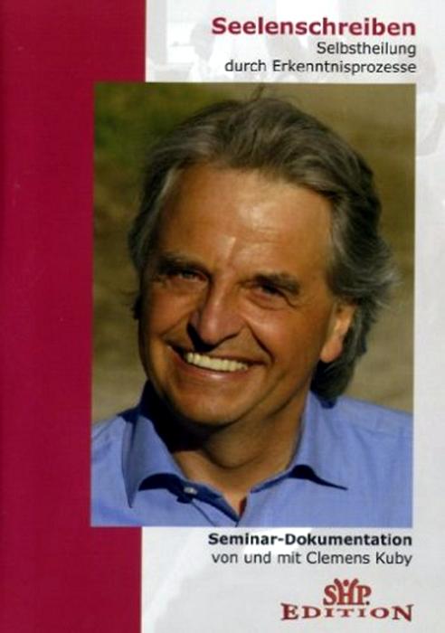Dieser Film von und mit <b>Clemens Kuby</b> ist eine Dokumentation von <b>...</b> - clemens-kuby-seelenschreiben-film-dia